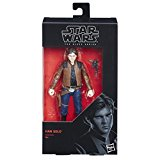 Star Wars - Zeus Black Series - Figurine Han Solo de 15 cm, E1200
