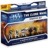 Wizard of the Coast - JDFWOC013 - Figurine - Star Wars Miniatures - Starters The Clone Wars