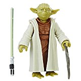 YODA STAR WARS FORCE LINK ACTION FIGURE
