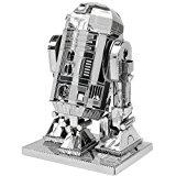 Metal Earth - 5061250 - Maquette 3D - Star Wars - R2-D2 - 6,93 x 4,95 x 3,47 cm - 2 pièces