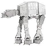 Metal Earth - 5061252 - Maquette 3D - Star Wars - Modèle At-At - 6,14 x 5,75 x 5,15 cm - 2 pièces