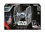 Revell - 06051 - Maquette Coffret Cadeau Star Wars 40 Ans Tie Fighter