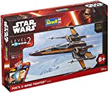 Revell - 06692 - Star Wars - Easy Kit - Poe's X-Wing Fighter - 55 Pièces