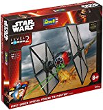 Revell - 06693 - Star Wars - Easy Kit - First Order Special Forces Tie Fighter - 39 Pièces