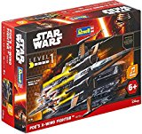 Revell - 06750 - Star Wars - Build & Play - Poe's X-Wing Fighter - 18 Pièces