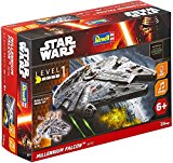 Revell Build & Play - 06752 - Star Wars - Millennium Falcon - 19 Pièces