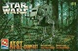Star Wars ATST Snapfast Windup action Maquette AMT 10,5 cm