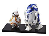 Star Wars: The Force Awakens BB-8 & R2-D2 1/12 scale plastic model kit