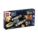 LEGO Star Wars 66 411 3en1 Super Pack avec 9488 + 9489 + 9495