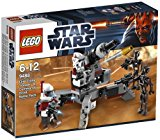 Lego Star Wars - 9488 - Jeu de Construction - Arc Trooper et Commando Droid