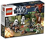 Lego Star Wars - 9489 - Jeu de Construction - Endor Rebel et Imperial Trooper
