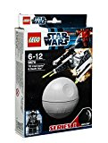 Lego Star Wars - 9676 - Jeu de Construction - Tie Interceptor et Death Star