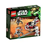 Lego Star Wars - 75000 - Jeu de Construction - Clone Troopers Vs Droïdekas