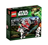 Lego Star Wars - 75001 - Jeu de Construction - Republic Troopers Vs Sith Troopers