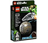 Lego Star Wars - 75007 - Jeu de Construction - Republic Assault Ship & Coruscant
