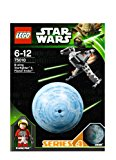 Lego Star Wars - 75010 - Jeu de Construction - B-Wing Starfighter & Endor