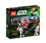 Lego Star Wars TM - 75001 - Jeu de Construction - Republic Troopers Vs Sith Troopers