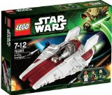 Lego Star Wars TM - 75003 - Jeu de Construction - A-Wing Starfighter