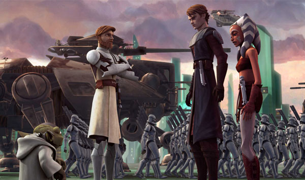 Star Wars The Clone Wars : le Film