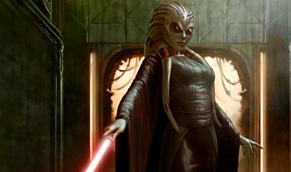 Les seigneurs Sith