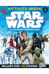 The Empire Strikes Back: Activity Book