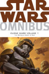 Omnibus - Clone Wars 1 : The Republic Goes to War
