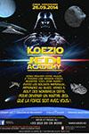 Soir�e sp�ciale Star Wars au parc d'aventure KOEZIO