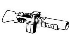 Fusil Blaster d'Assaut AXM-50