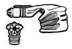 Pistolet Blaster de Poche B22