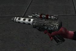Pistolet blaster zabrak