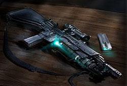 Carabine blaster de conscrit