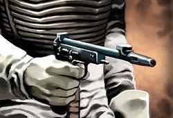 Pistolet Blaster CDEF CorSec
