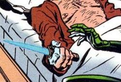 Couteau laser