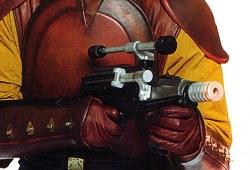 Pistolet Blaster Lourd CR-2