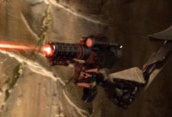 Pistolet Blaster Lourd DT-57