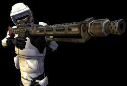 Fusil de précision E-11s