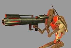 Lance-missiles E-60r