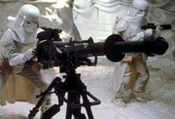 Artillerie E-Web