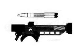 Missile Finbat J8Q-128