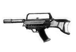 Fusil blaster Firelance