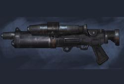 Fusil blaster sith