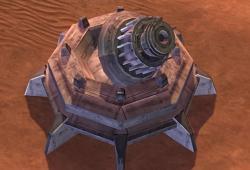 Canon planétaire à impulsion m-68