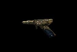 Pistolet d'éclaireur