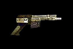 Pistolet lourd de Cassus Fett