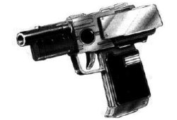 Pistolet Blaster à Impulsion d'Ondes ATA