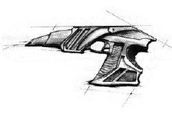 Pistolet Blaster de Poche Quickfire-4
