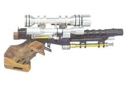 Pistolet Blaster S-5