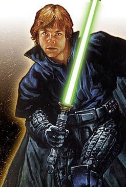 Sabre Laser de Luke Skywalker