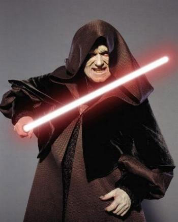 Sabre Laser de Dark Sidious