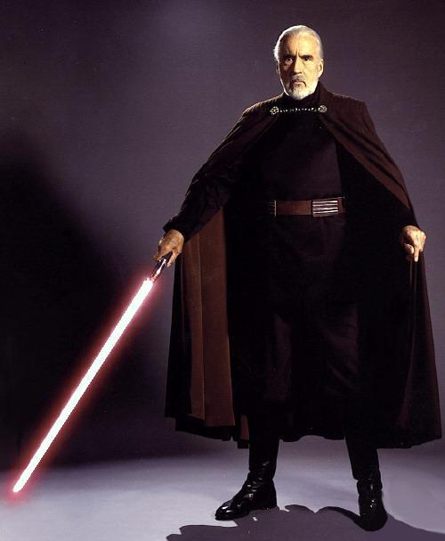 Sabre Laser du Comte Dooku